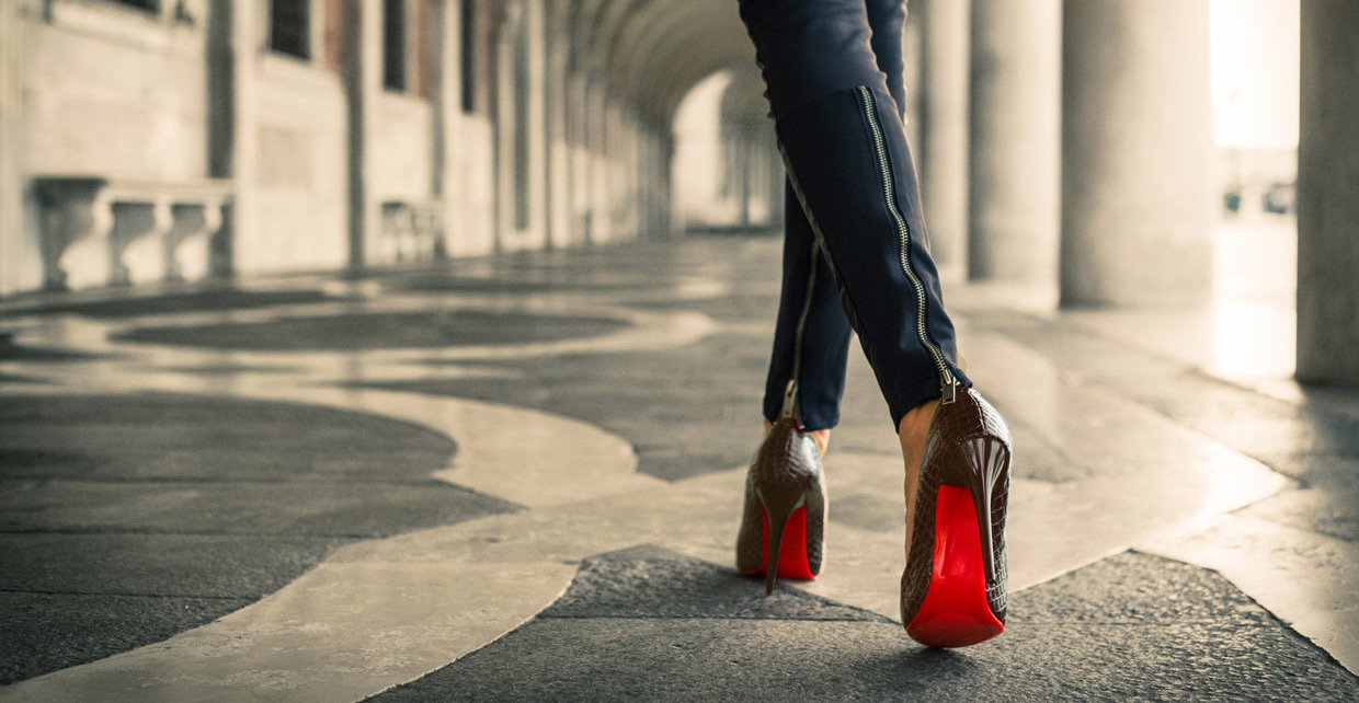 2ce2c2e87cfb Louboutin s Positional Trademark  Protection denied in Switzerland -  MLL-News