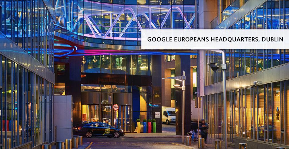 Google Verantwortlichkeit Datenschutz Irland Tochtergesellschaft