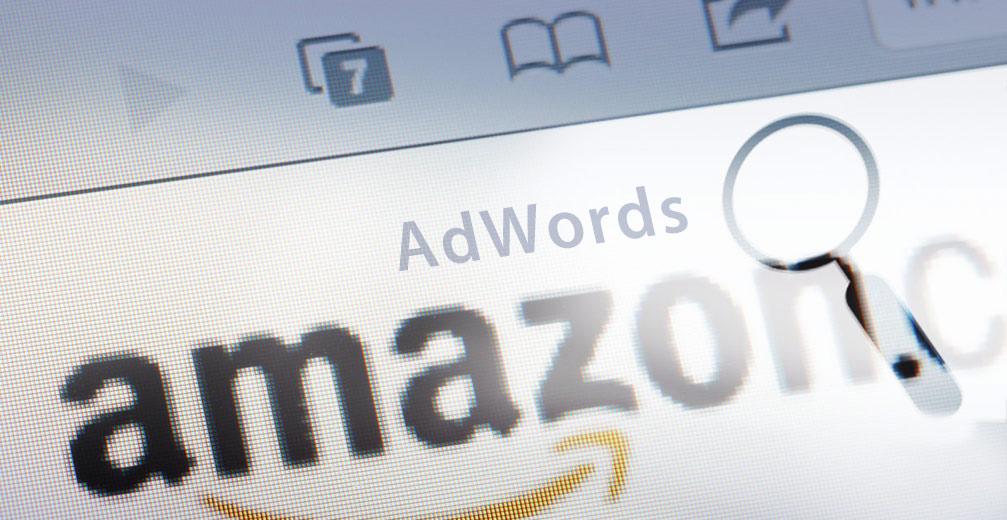ad words google amazon