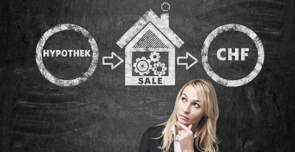 Rupture de prêt hypothécaire