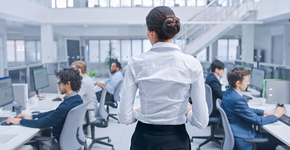 quotas de femme dans l'exploitation de matières premières