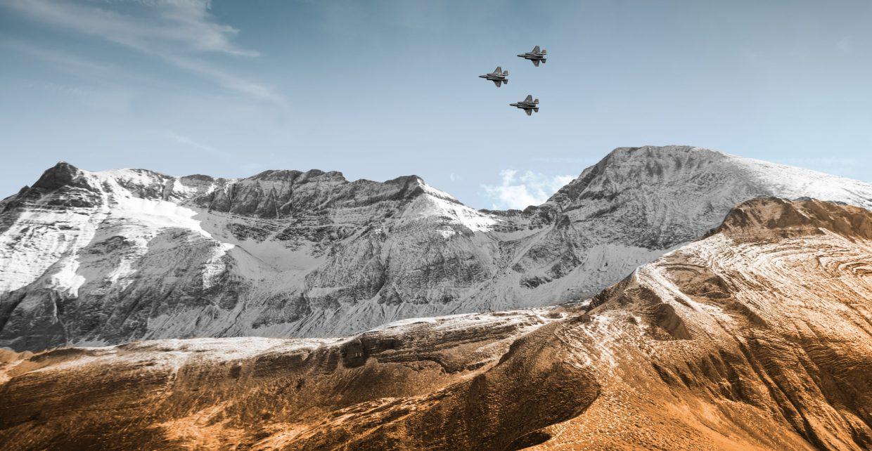 Avion-de-combat-F-35A-Suisse